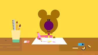 Hey Duggee - 1. The Drawing Badge