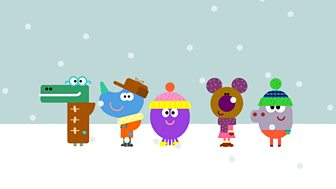 Hey Duggee - 4. The Summer Holiday Badge