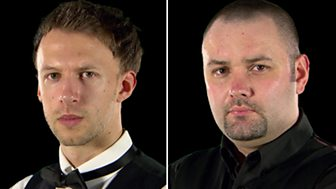 Masters Snooker - 2015: First Round: Trump V Maguire