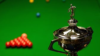 Snooker: World Championship - 2015: Day 5, Extra