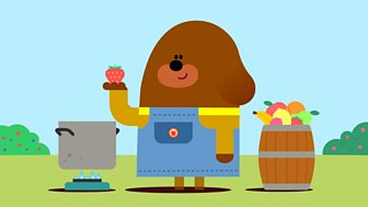 Hey Duggee - 7. The Jam Badge