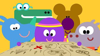 Hey Duggee - 8. The Treasure Hunt Badge