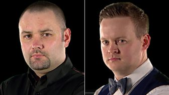 Masters Snooker - 2015: Quarter-final: Maguire V Murphy, Part One