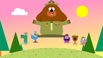 Hey Duggee - 10. The Funny Face Badge