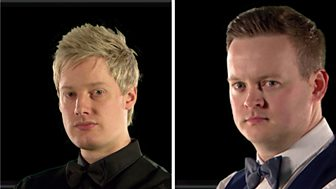 Masters Snooker - 2015: Final: Robertson V Murphy, Part One