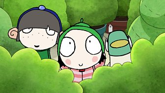 Sarah & Duck - Series 2: 15. Plate Escape