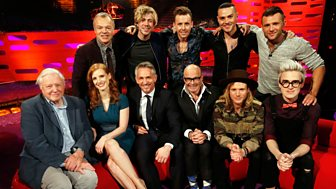 The Graham Norton Show - Series 16: Episode 15