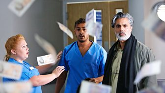Casualty - Series 29: 20. Front Line