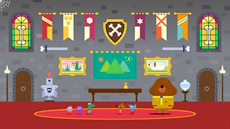 Hey Duggee - 17. The Castle Badge