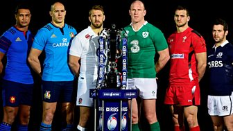 Six Nations Rugby - 2015: France V Scotland