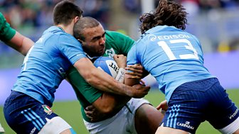 Six Nations Rugby - 2015: Italy V Ireland