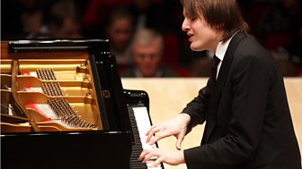 Daniil Trifonov: Piano Sensation - Episode 29-07-2018