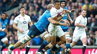 Six Nations Rugby - 2015: England V Italy