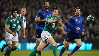 Six Nations Rugby - 2015: Ireland V France