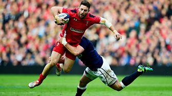Six Nations Rugby - 2015: Scotland V Wales