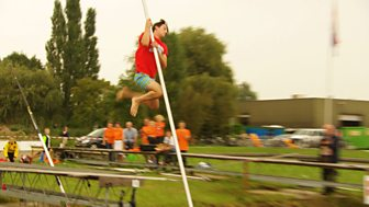 All Over The Place - Europe: 11. Ditch Jumping In The Netherlands