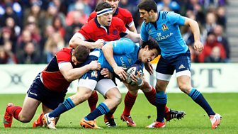Six Nations Rugby - 2015: Scotland V Italy