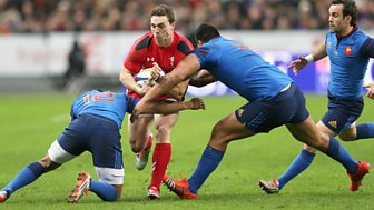 Six Nations Rugby - 2015: France V Wales