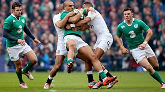 Six Nations Rugby - 2015: Ireland V England