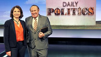 Daily Politics - 01/04/2015