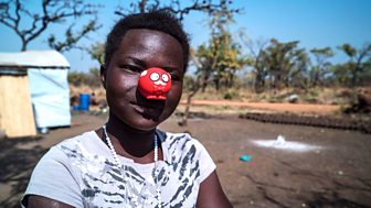 Comic Relief - 2015: Kids In Camps