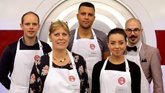 Masterchef - Series 11: Episode 1