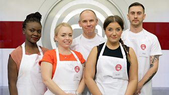 Masterchef - Series 11: Episode 4