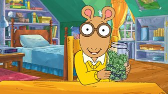 Arthur - Series 18: 13. Arthur Read: Super Saver