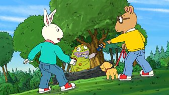 Arthur - Series 18: 17. Buster Isn't Buying It
