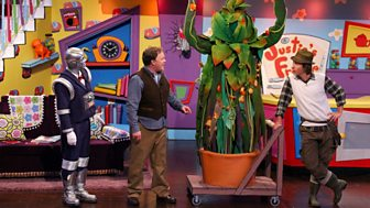 Justin's House - Series 3: 15. Oogie Boogie Plant