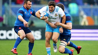 Six Nations Rugby - 2015: Italy V France