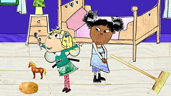 Charlie And Lola - Series 1: 21. I Must Take Completely Everything