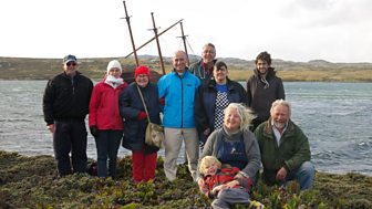 An Island Parish - Series 9 - Falklands: 5. Past And Present