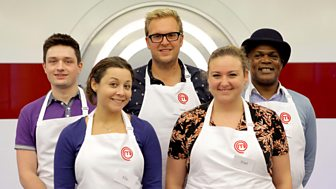 Masterchef - Series 11: Episode 7