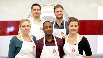 Masterchef - Series 11: Episode 8