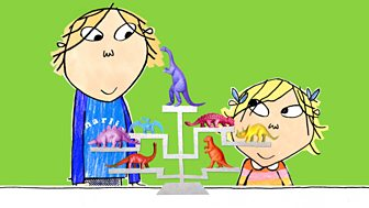 Charlie And Lola - Series 2: 6. I Am Collecting A Collection