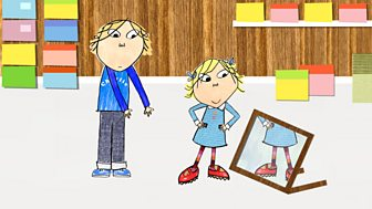 Charlie And Lola - Series 2 - I Just Love My Red Shiny Shoes