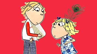 Charlie And Lola - Series 2 - Charlie Is Broken