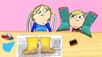 Charlie And Lola - Series 2 - Will You Please Stop Messing About?