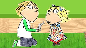 Charlie And Lola - Series 2 - I Will Not Ever Never Forget You Nibbles