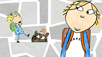 Charlie And Lola - Series 2 - Never Ever Never Step On The Cracks