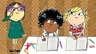 Charlie And Lola - Series 3 - I Really Absolutely Must Have Glasses