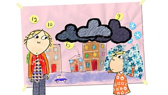 Charlie And Lola - Series 3 - Thunder Completely Does Not Scare Me