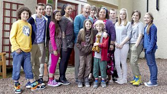 The Dumping Ground - Series 3: 11. The New Girl