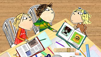 Charlie And Lola - Series 3 - I Am Inventing A Usefullish Invention