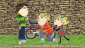 Charlie And Lola - Series 3 - Help! I Really Mean It!