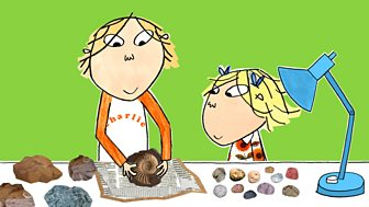 Charlie And Lola - Series 3: 18. It Is Very Special And Extremely Ancient