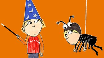 Charlie And Lola - Series 3 - What Can I Wear For Halloween?