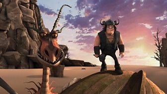Dragons - Defenders Of Berk: 19. Cast Out Part 2
