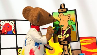 Rastamouse - Series 3: 1. Da Mousa Lisa